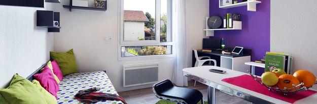 Location résidence étudiante Lyon 8 à Lyon - Photo 5