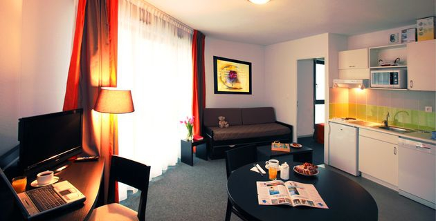 Appart hotel nancy louer nancy appart 39 hotel nemea for Apparthotel 13