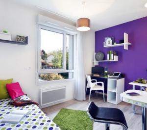 Location résidence étudiante Roubaix Euroteleport à Roubaix
