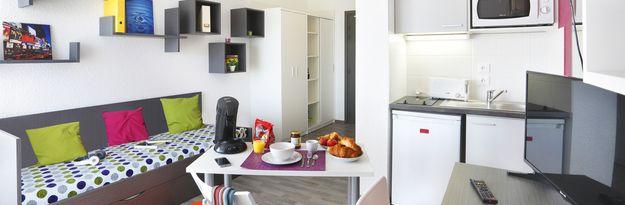 Location résidence étudiante Strasbourg Meinau à Strasbourg - Photo 5