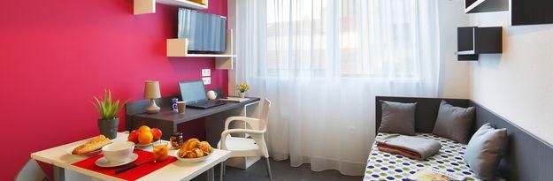 Location résidence étudiante Nancy Campus à Nancy - Photo 1