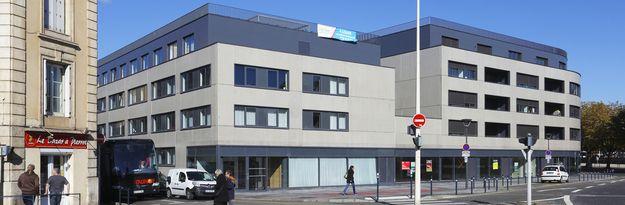 Location résidence étudiante Nancy Campus à Nancy - Photo 8