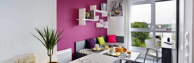 location logement tudiant clermont ferrand r sidence tudiante clermont centre. Black Bedroom Furniture Sets. Home Design Ideas