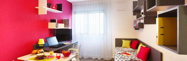 Location résidence étudiante Aix Sainte Victoire à Aix-en-Provence - Photo 5
