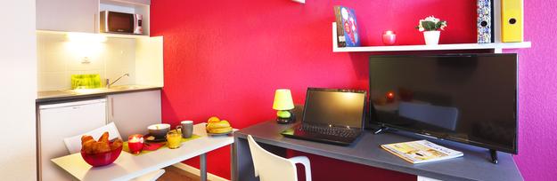 Location résidence étudiante Aix Sainte Victoire à Aix-en-Provence - Photo 3