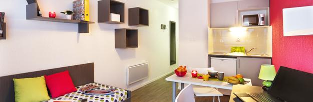 Location résidence étudiante Aix Sainte Victoire à Aix-en-Provence - Photo 1