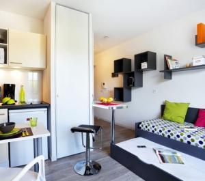 Location résidence étudiante Aix Sainte Victoire à Aix-en-Provence