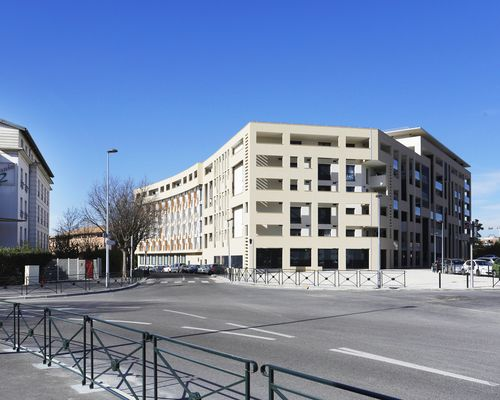 Location résidence étudiante Aix Campus 1 à Aix-en-Provence