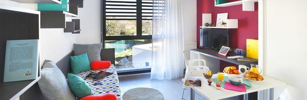 Location résidence étudiante Aix Campus 1 à Aix-en-Provence - Photo 18