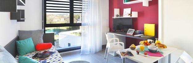 Location résidence étudiante Aix Campus 1 à Aix-en-Provence - Photo 17