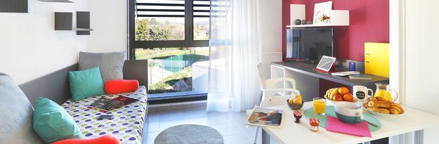 Location résidence étudiante Aix Campus 1 à Aix-en-Provence - Photo 1