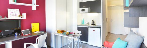 Location résidence étudiante Aix Campus 1 à Aix-en-Provence - Photo 5