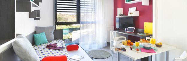 Location résidence étudiante Aix Campus 1 à Aix-en-Provence - Photo 4