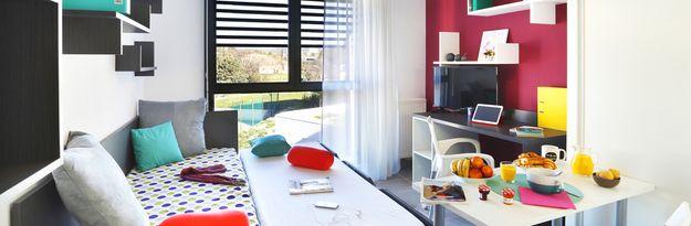 Location résidence étudiante Aix Campus 1 à Aix-en-Provence - Photo 2