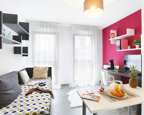Location résidence étudiante Aix Campus 2 à Aix-en-Provence