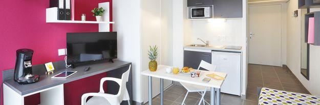 Location résidence étudiante Aix Campus 2 à Aix-en-Provence - Photo 5