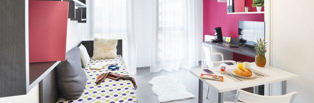 Location résidence étudiante Aix Campus 2 à Aix-en-Provence - Photo 3