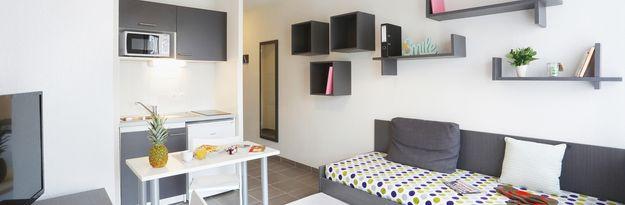 Location résidence étudiante Aix Campus 2 à Aix-en-Provence - Photo 2