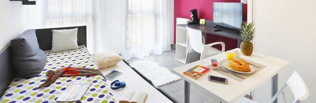 Location résidence étudiante Aix Campus 2 à Aix-en-Provence - Photo 1