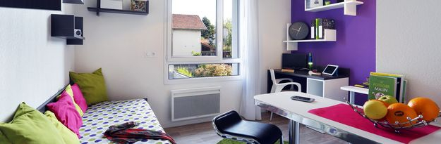 Location résidence étudiante Villeneuve Métropole à Villeneuve d'Ascq - Photo 5