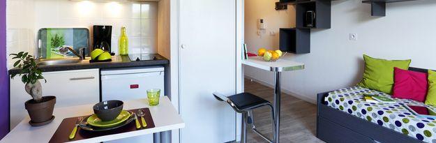 Location résidence étudiante Villeneuve Métropole à Villeneuve d'Ascq - Photo 3
