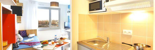 Location résidence étudiante Strasbourg Elypseo à Strasbourg - Photo 4