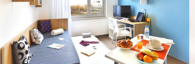 Location résidence étudiante Strasbourg Elypseo à Strasbourg - Photo 2
