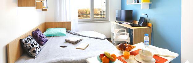 Location résidence étudiante Strasbourg Elypseo à Strasbourg - Photo 3