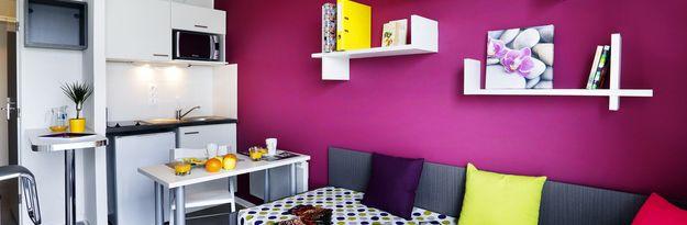 Location résidence étudiante Rennes Villejean à Rennes - Photo 2