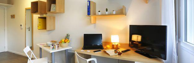 Location résidence étudiante Rennes Villejean à Rennes - Photo 3