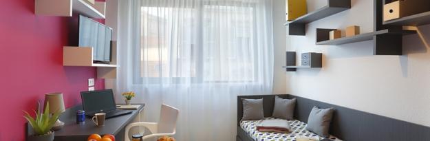 Location résidence étudiante Créteil Campus 2 à Créteil - Photo 1