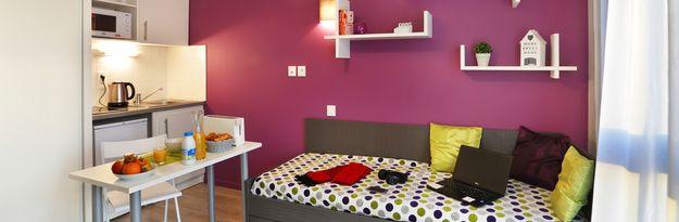 Location résidence étudiante Caen Campus 1 à Caen - Photo 3