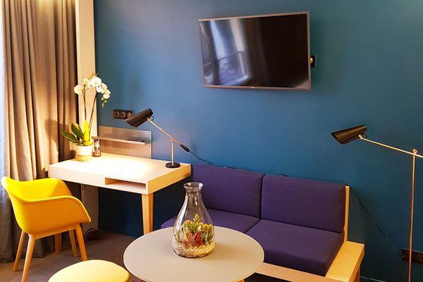Logements Residence Cannes Palais à Cannes - Photo 2