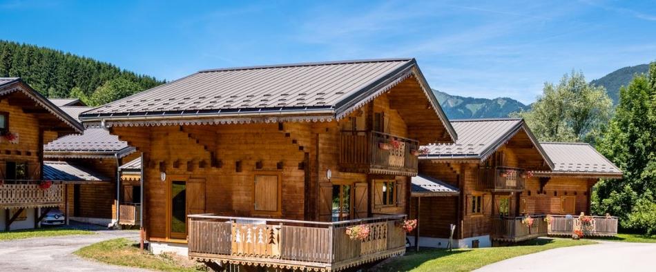 Les Chalets Du Bois De La Pause - Prix réservation location appartement vacancesà Morillon Les Chalets du Bois de Champelle enété