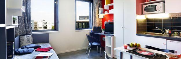 Location résidence étudiante Eurasanté à Loos Lez Lille - Photo 7