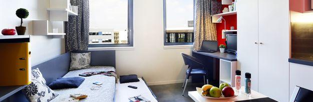 Location résidence étudiante Eurasanté à Loos Lez Lille - Photo 11