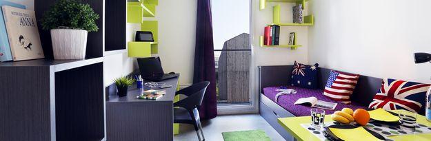 Location résidence étudiante Montécristo à Nantes - Photo 5
