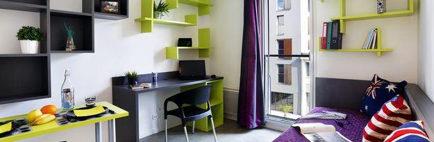 Location résidence étudiante Montécristo à Nantes - Photo 1