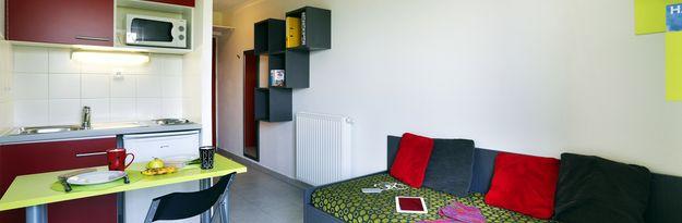 Location résidence étudiante Le Magister à Biot - Photo 3