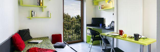 Location résidence étudiante Le Magister à Biot - Photo 2