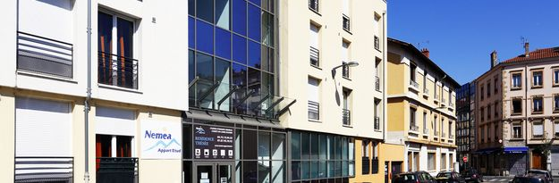 Location résidence étudiante Thésée à Villeurbanne - Photo 6