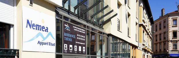 Location résidence étudiante Thésée à Villeurbanne - Photo 8