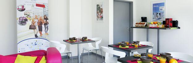Location résidence étudiante Thésée à Villeurbanne - Photo 4