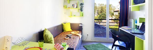 Location résidence étudiante Thésée à Villeurbanne - Photo 3