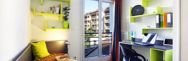 Location résidence étudiante Thésée à Villeurbanne - Photo 5
