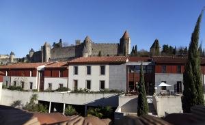 La Barbacanne à Carcassonne