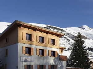 L'Edelweiss à Les Deux Alpes