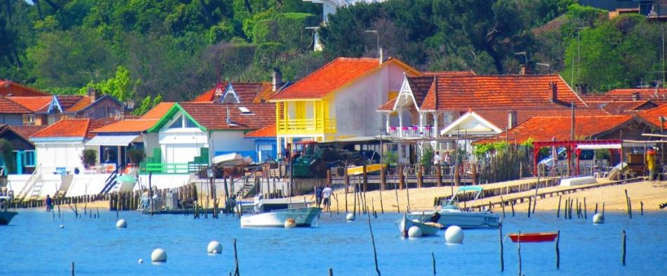 Location vacances r sidence les rives de st brice - Office de tourisme arcachon location vacances ...