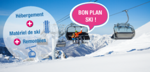 Simplifiez-vous vos vacances avec le pack ski