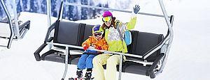 Location Serre Chevalier ski - hiver